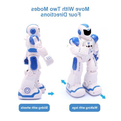Smart Robot Talking Dancing Robots Kids Remote Toys