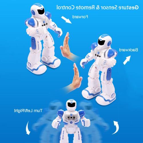 Smart Talking Dancing Kids Remote Control Robotic Toys