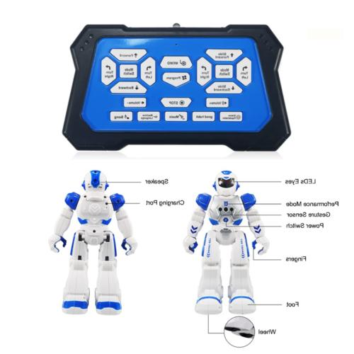 Smart RC Robot Talking for Kids Control Robotic Toys
