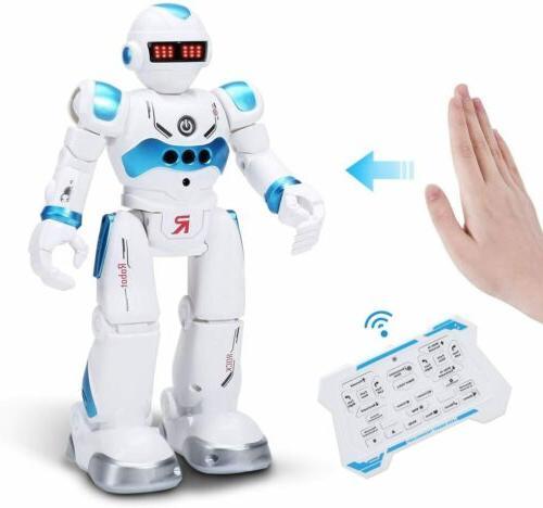 smart rc robot toy talking dancing robots