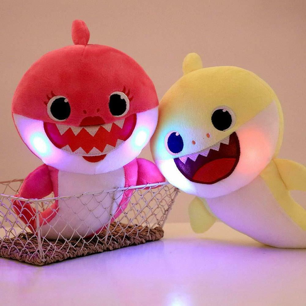 Soft Baby Shark toy Cute Singing