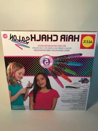 ALEX Toys Hair Chalk Salon Kit NEW