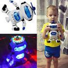 Space Dancer Humanoid Robot Toy With Light Children Pet Elec