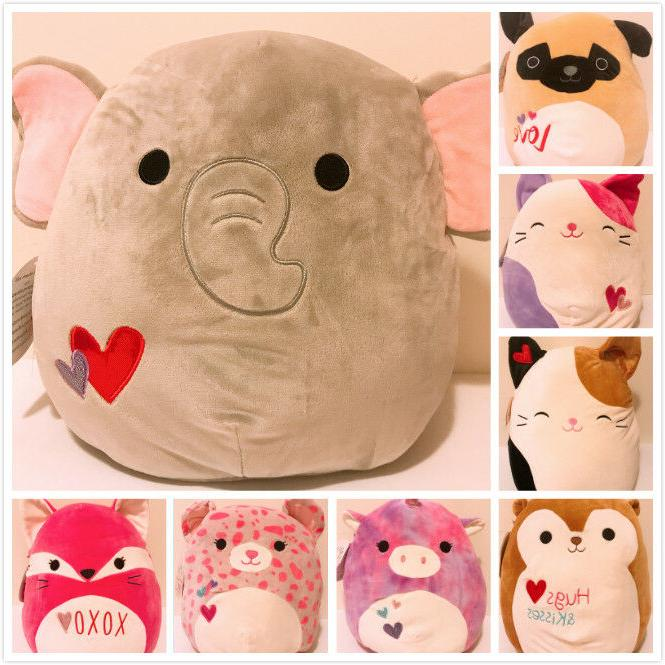 Squishmallow Soft Squishy Animal Doll