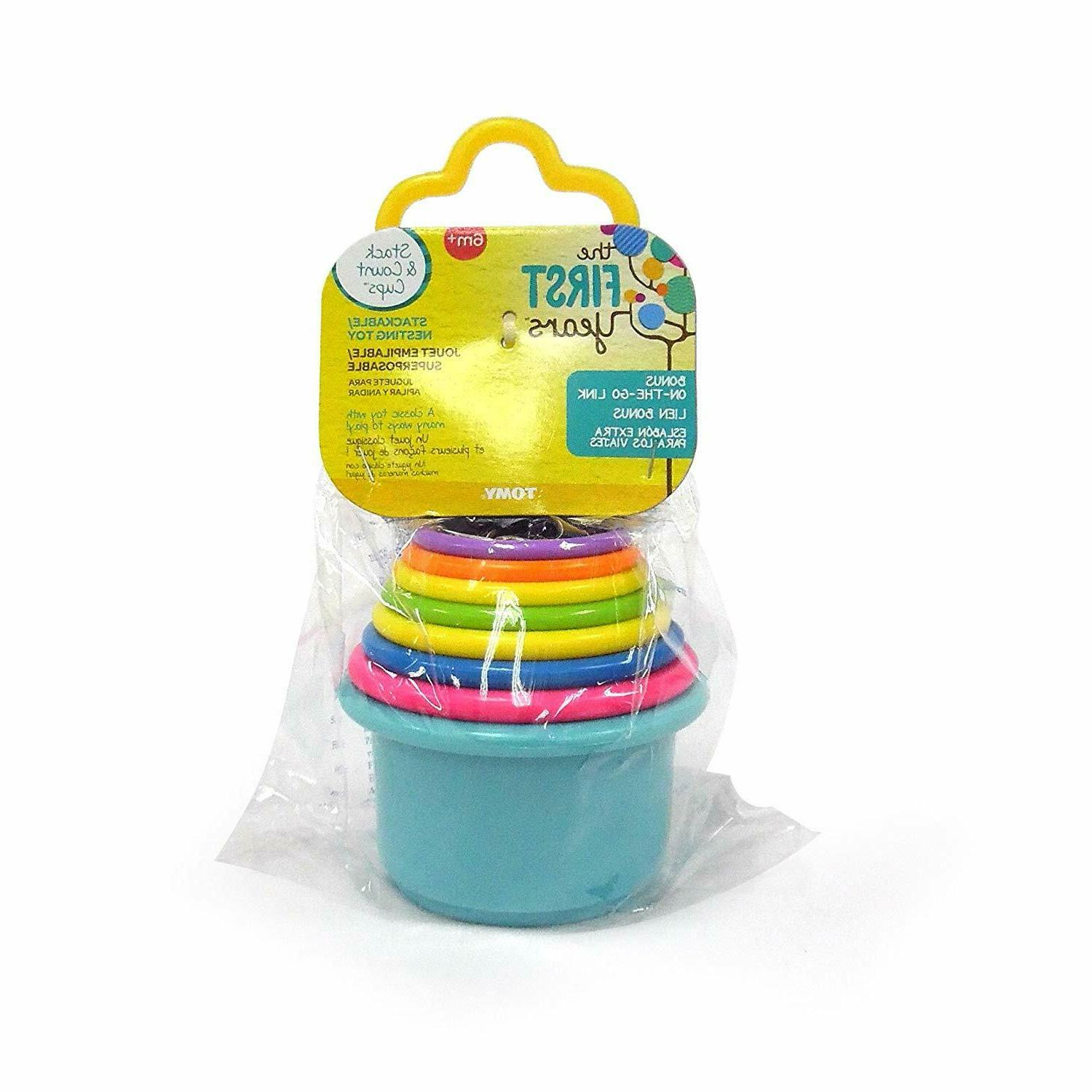 The First Up Cup Toys Count