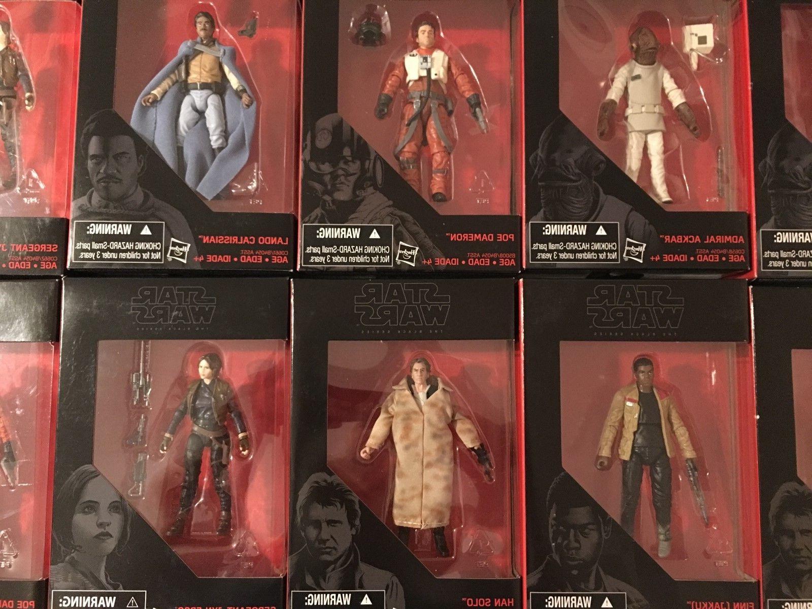 "Star Wars 3.75"" Black Series Rebels 3.75 Action Figure Toy F"