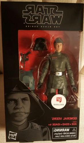 Star Wars Black Series GENERAL VEERS ********* Walgreens Exc