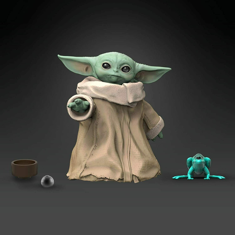 Hasbro Star Wars Black Series The Child Figure Baby Yoda Man
