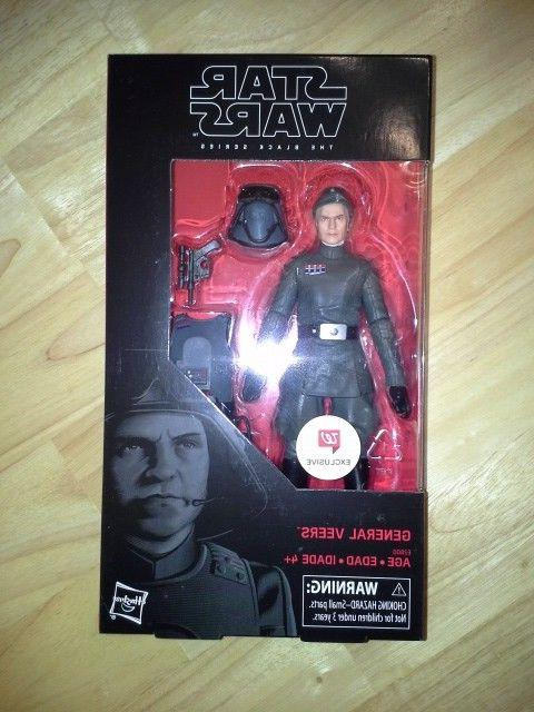 Star Wars The Black Series General Veers 6-inch Figure NEW I