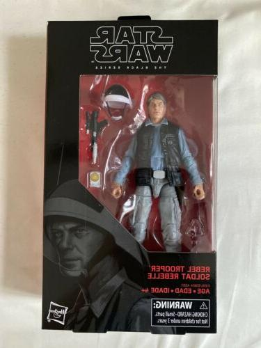 Star Wars Black Series Rebel Fleet Trooper EpIV New Hope  6