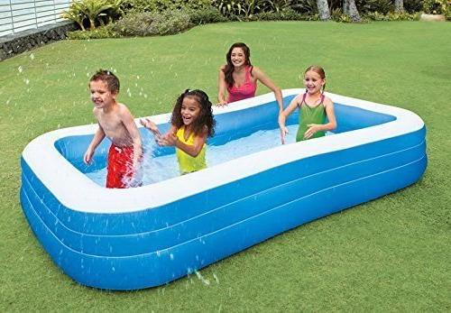 """Intex Swim Center Inflatable 72"""" 22"""", for Ages"""