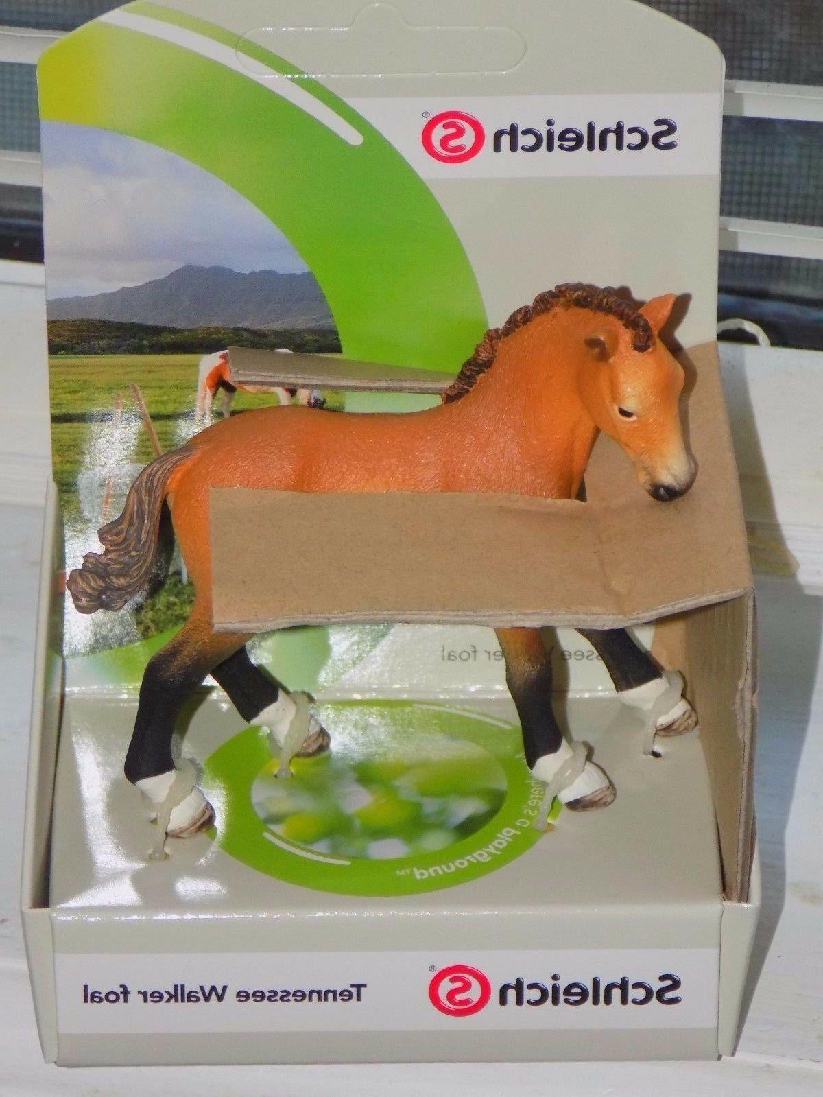 Tennessee Walker Foal Schleich  Baby Horse Figurine NEW