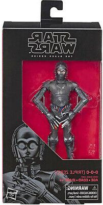 Star Wars The Black Series 6 Inch Figure - 0-0-0  #89 IN STO