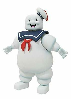 the real ghostbusters stay puft marshmallow man