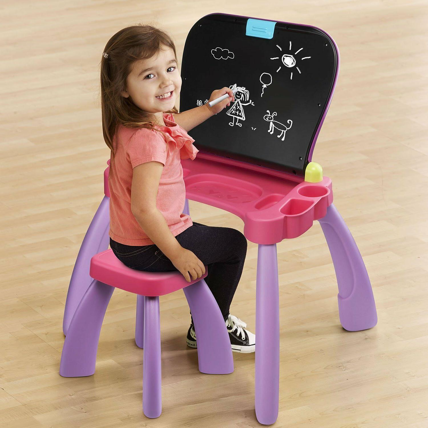VTech Touch and Desk Exclusive Purple