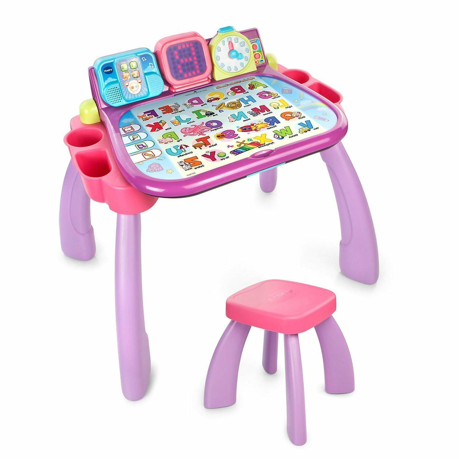 VTech Learn Activity 3-in-1 Desk