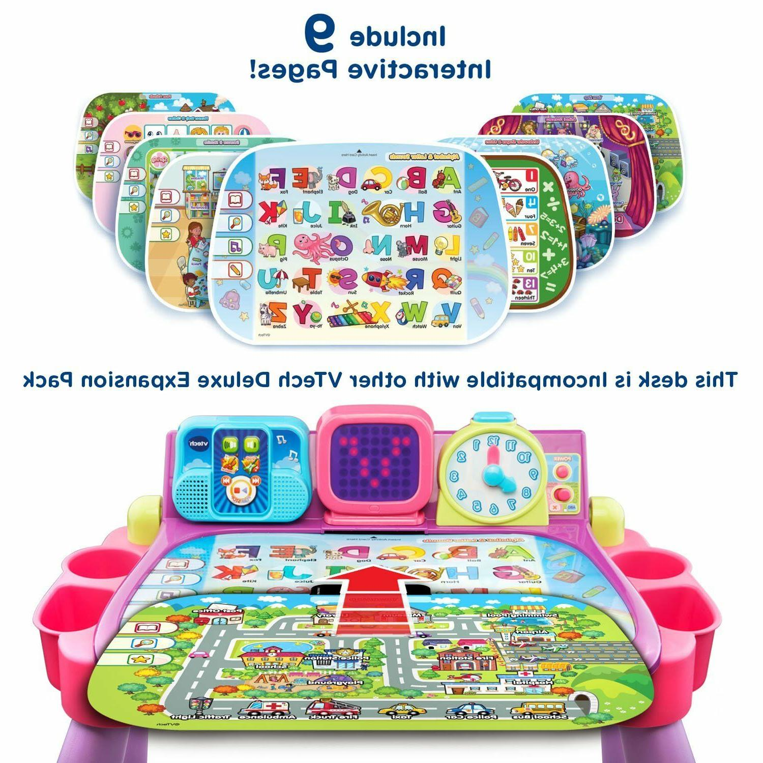 VTech Touch and Activity 3-in-1 Developmental Desk