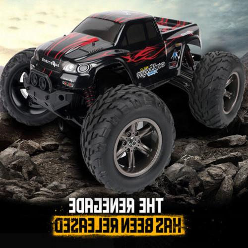 Toy RC Vehicles,2.4G Remote Control Play Vehicles Electric R