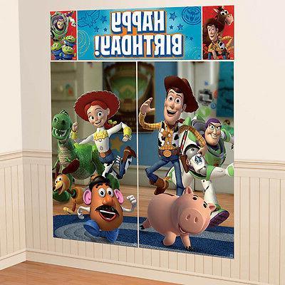 Toy Story Giant Scene Setter