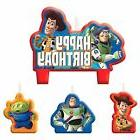 Amscan Toy Story Power Up Birthday Party Molded Character Ca