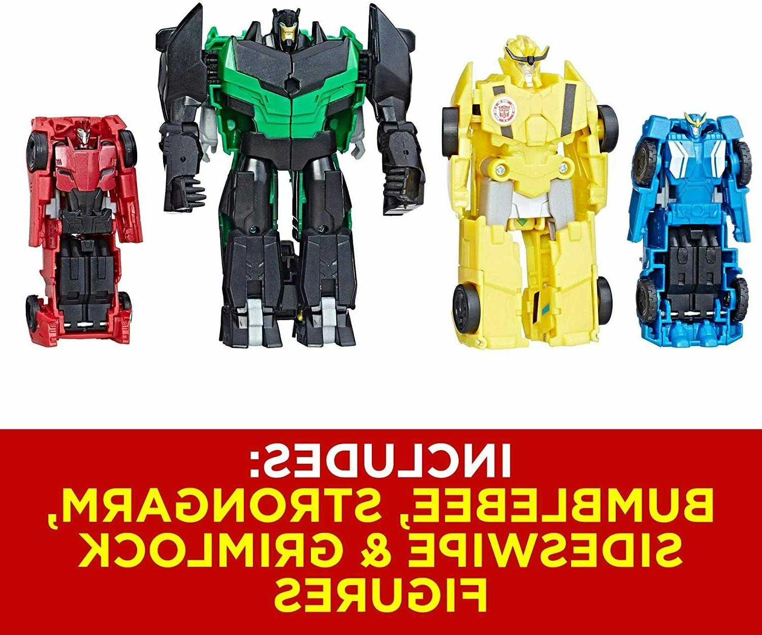 Transformers Ultra Bee Robots Disguise NEW