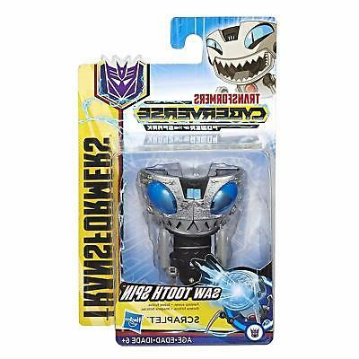 Transformers Cyberverse Action Attackers Scout