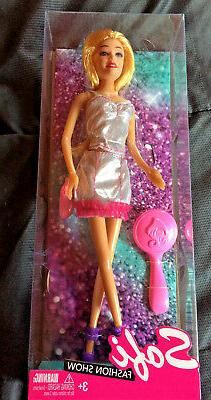 Toys: Dolls & Accessories: Sofi Doll: Silver Dress
