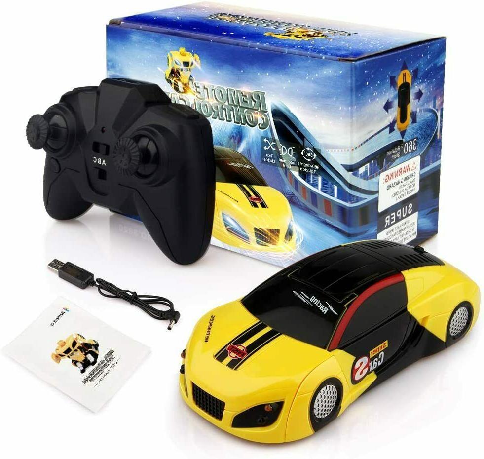 Toys Boys 4 5 9 11 12 Old RC Racing Robot Gift