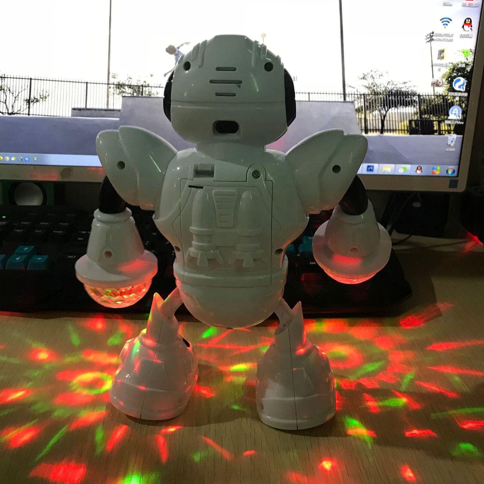 Toys Walking Toddler Robot Sounds Kids Gift