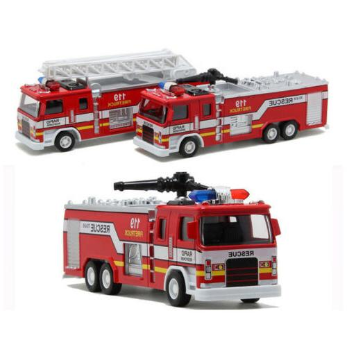 Toys for Boys 3 4 5 6 7 8 Years Old Kids Fire Truck Car Best