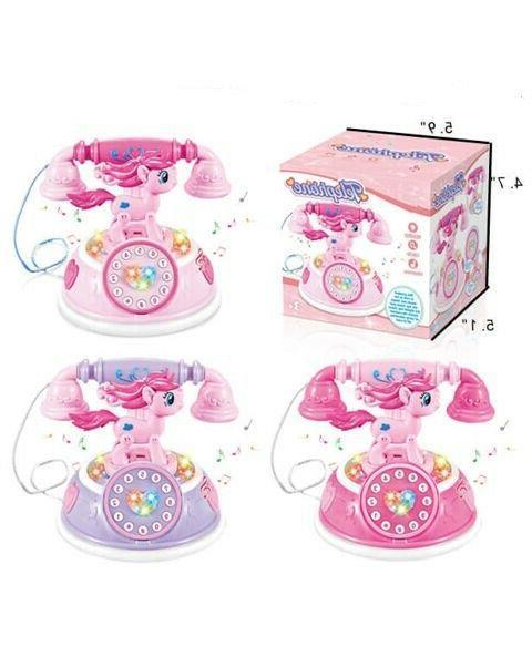 Toys 2 3 6 Old Kids Phone Light Up