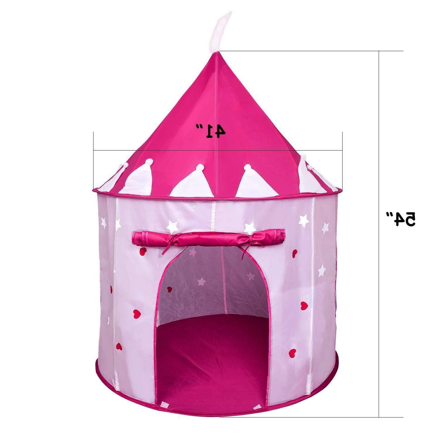 Toys Children Tent for 6 7 8 10 Age