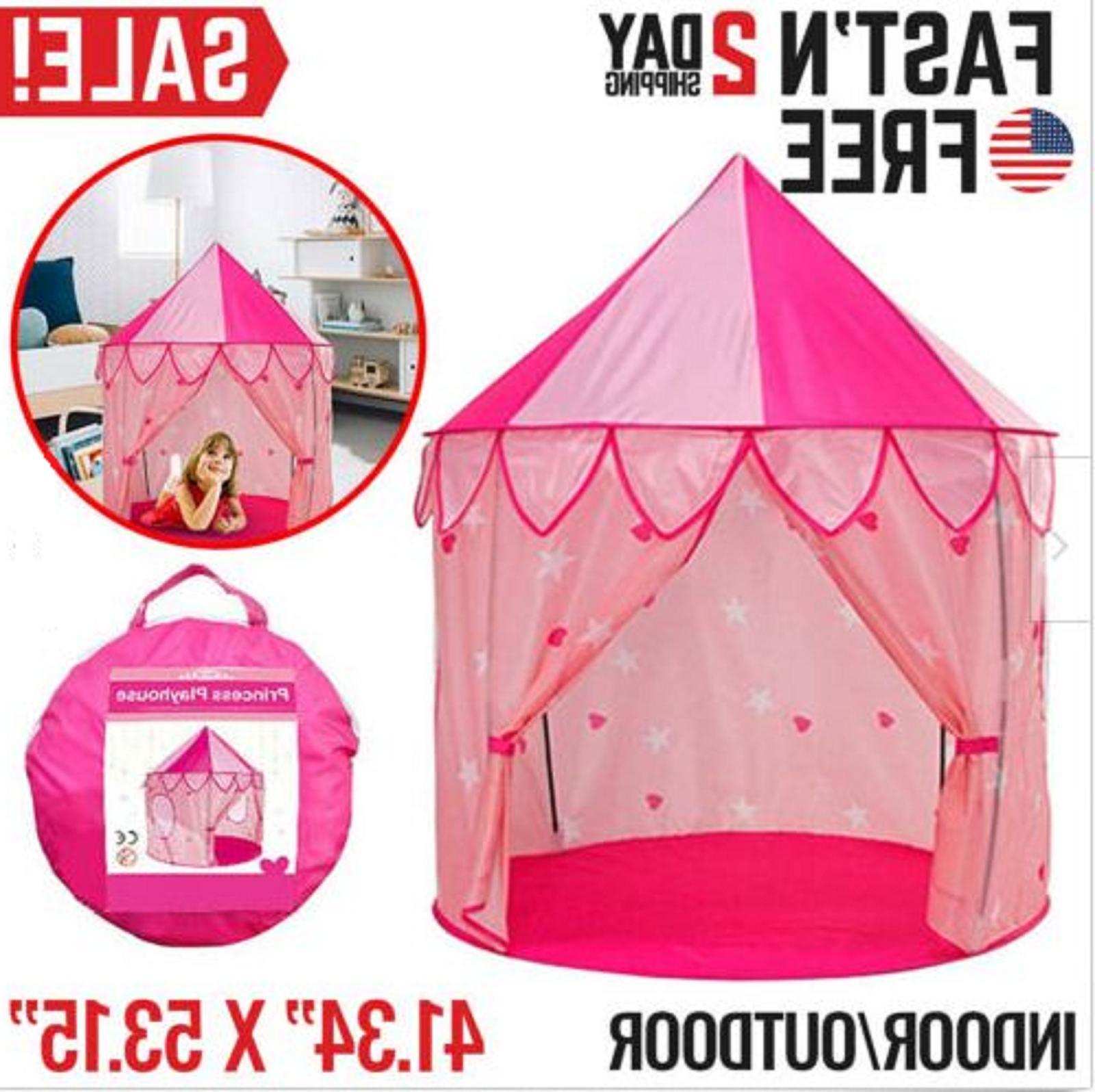 toys for girls kids children play tent