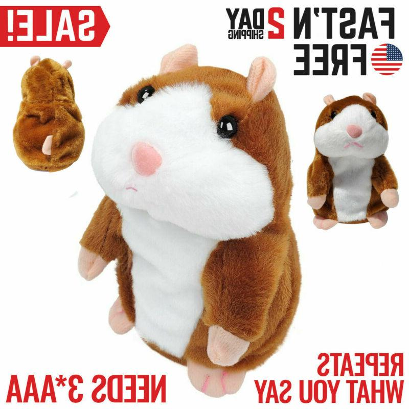 toys for girls kids children talking hamster