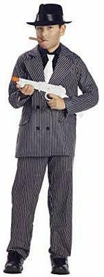 California Costumes Toys Gangster, Medium~Mob Boss Mafia Zoo