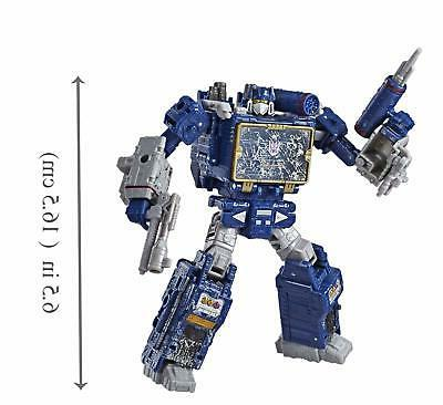 Transformers Generations for Wfc-S25 Soundwave