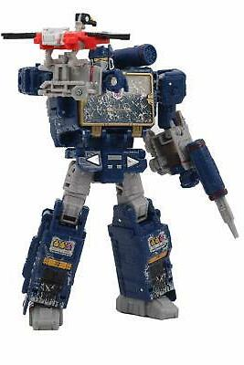 Transformers for Cybertron Wfc-S25 Soundwave Act...
