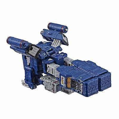 Transformers Generations War for Voyager Soundwave Act...