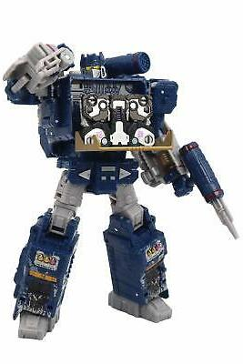 Transformers Toys for Voyager Soundwave Act...