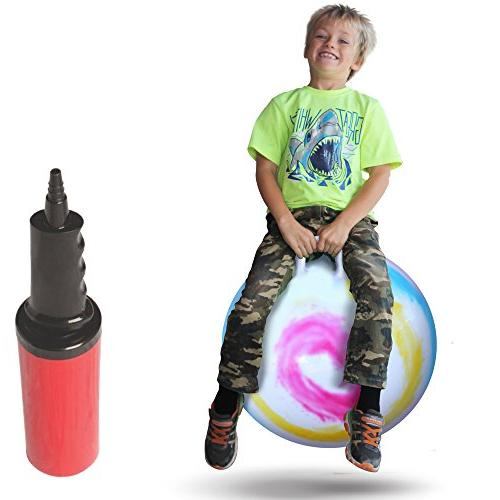 toys hopper ball