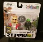Toys R Us Exclusive SDCC Diamond Select The Muppets Minimate