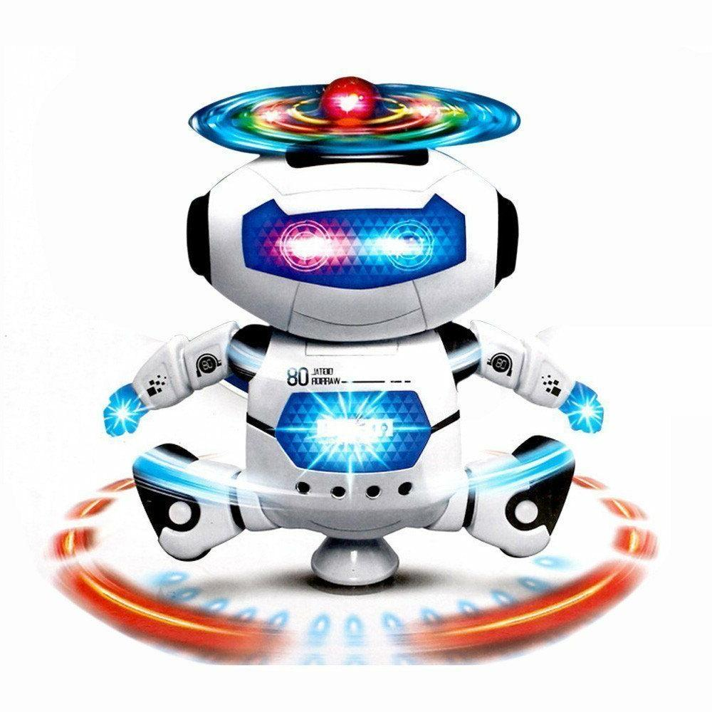 Toys for Kids Toddler Robot 4 5 6 8 Age Cool Gift