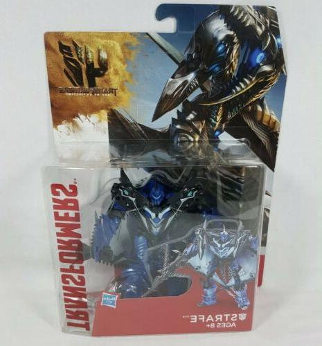 transformers age of extinction strafe deluxe class