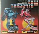 Transformers DX9 toys War In Pocket X14 Leah X15 Toufold Fig