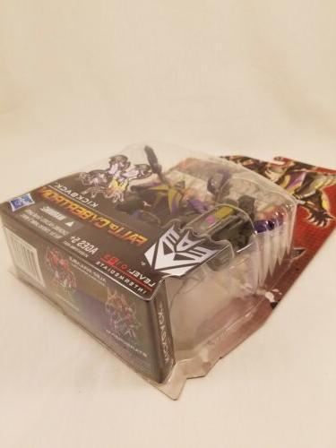 Transformers of Cybertron KICKBACK MOC