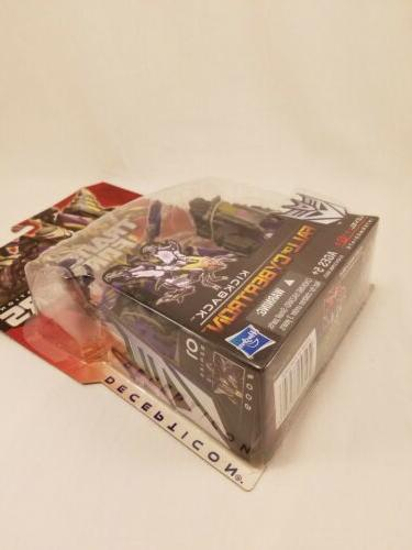 Transformers of KICKBACK Generations MOC