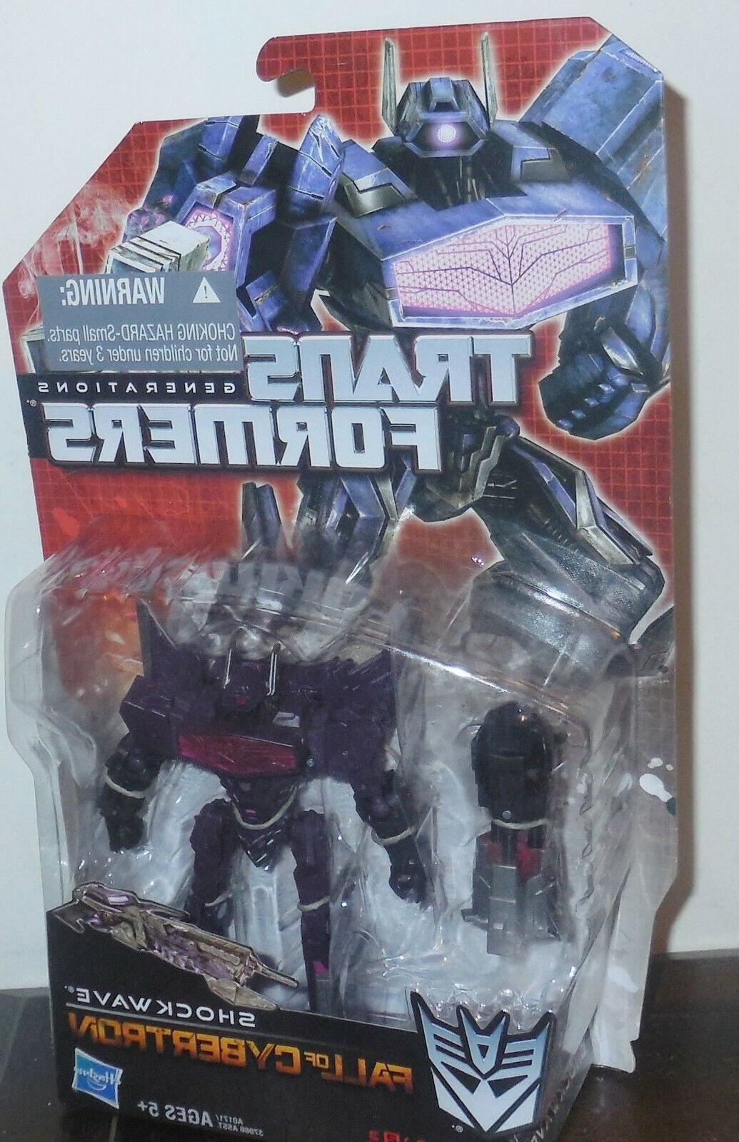 Transformers SHOCKWAVE