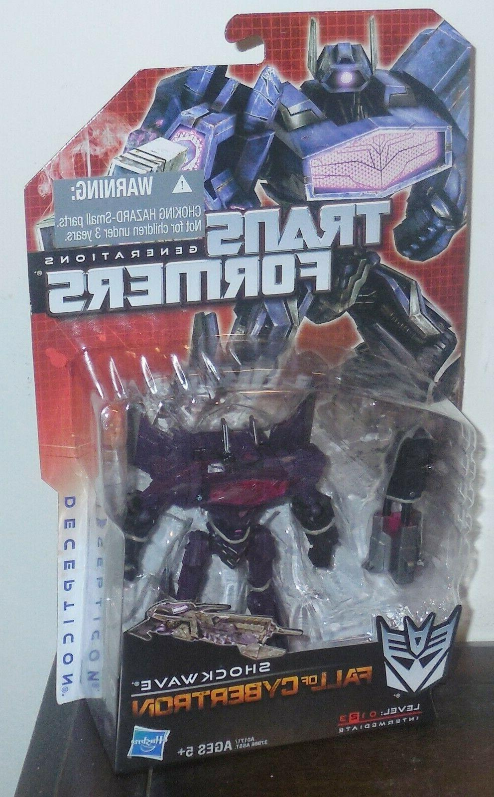 transformers fall of cybertron shockwave mosc deluxe