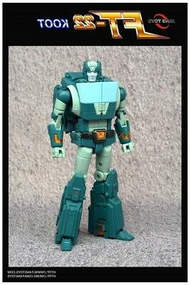 Transformers Fans Toys FT-22 Koot G1 CUP MP Action figure Ne