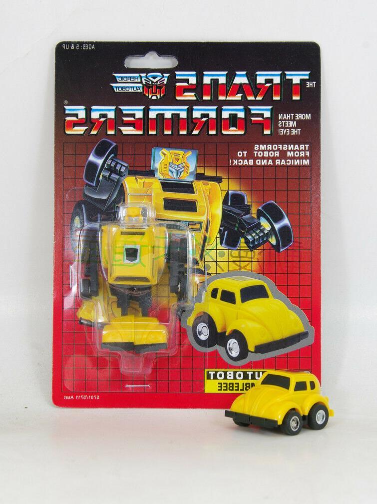 Transformers G1 Toys Mini Warrior Bumblebee